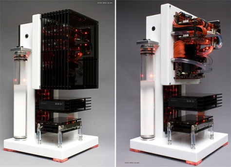 The Edelweiss PC from Million Dollar Computer