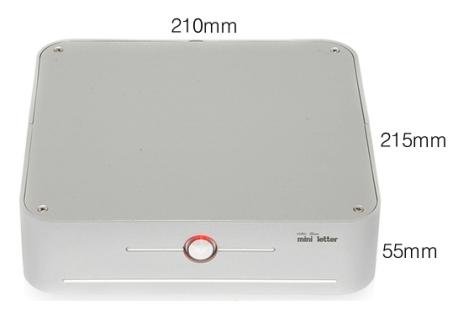 Mini ITX represent the smallest of the small.