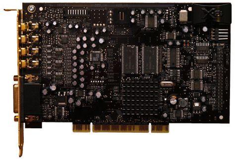 Soundblaster X-Fi Extreme Gamer