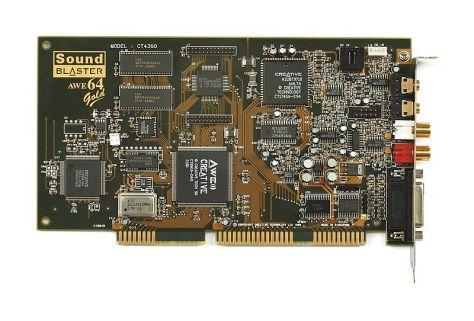 Sound Blaster AWE 64