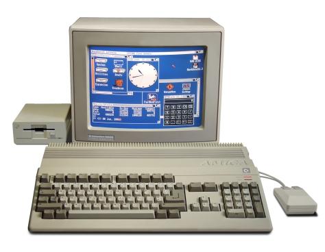 Commodore Amiga A500