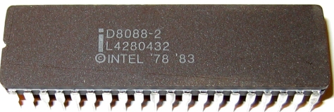 The Intel 8088 Microprocessor